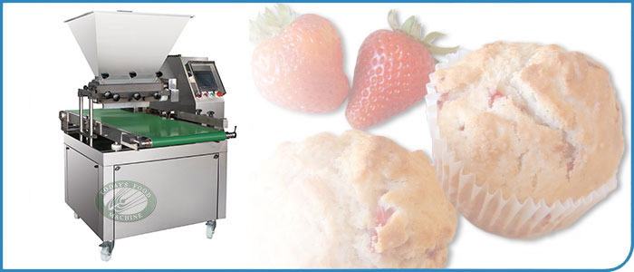 Multi-Function Filling Machine/Cake Depositor