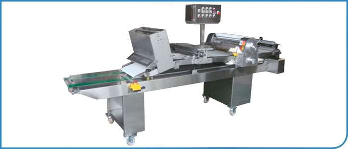 Cracker Dough Cutting Machine